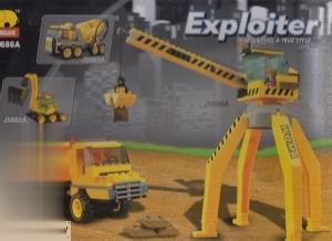 Exploiter Simulating a True Style 5686