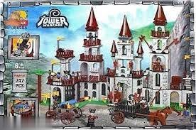 Tower Warfare Castle 5690