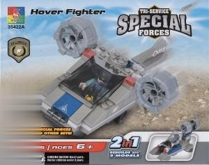 Special Forces Hover Fighter 82pcs 35422A