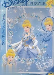 پازل Princess Disney 200pcs 2833