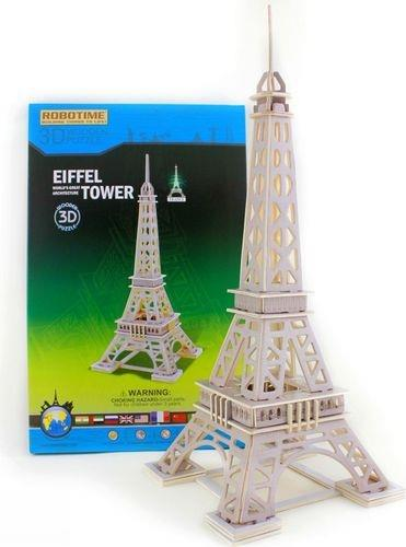 Eiffel Tower (3D Wooden Puzzle) JPD463