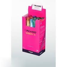 لاك غلطگير قلمي بدنه رنگي PICASSO LK103 04 4grl