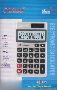 ماشين حساب 12 رقمي Cition SX-320P