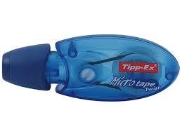 لاك غلطگير نواري آبي Bic Tipp-ex 8m TB