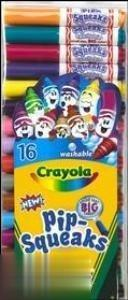 CT 16 Pip Squeaksl Markers 8703