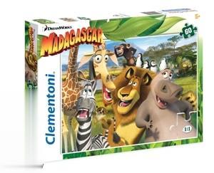 پازل Madagascar 60pcs 26944
