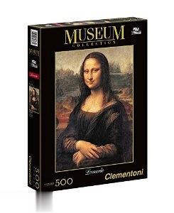 پازل Mona Liza 500pcs 30363