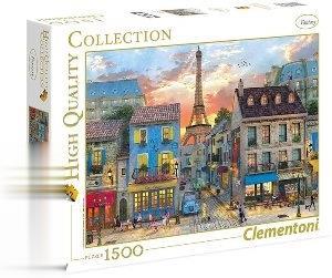 پازل Streets of Paris 1500pcs 31679