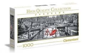 پازل Amsterdam Bicycle 1000pcs 39440
