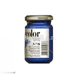 رنگ آكريليك MAIMERI 388 Navy Blue 140ml