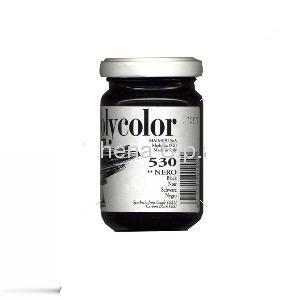 رنگ آكريليك MAIMERI 530 Black 140ml