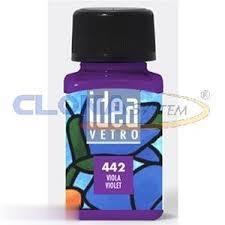 رنگ شيشه MAIMERI Idea 60ml Violet 442