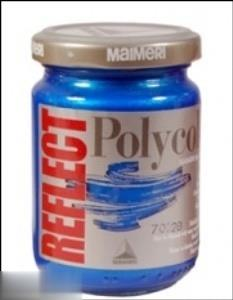رنگ آكريليك MAIMERI 567 Reflect Cyan 140ml