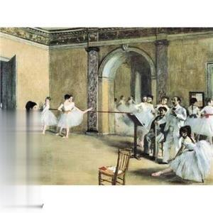 Le Foyer De La Dance Degas 1500pcs 16024