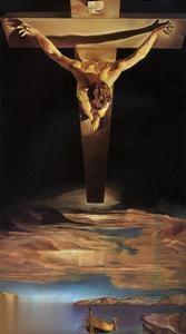 Dali - Christ Of Sant John