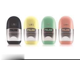 تراش و پاككن MILAN 4714112 Capsule Silver