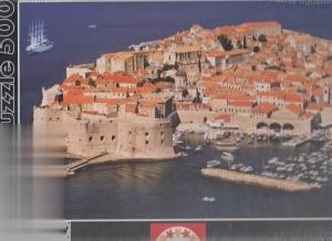 پازل Dubrovnik Croatia 500pcs 13761