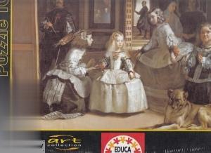 پازل Themeninas Velazquez 1000pcs 13791