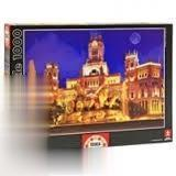 پازل Cibeles Square Madrid 1000pcs 14135
