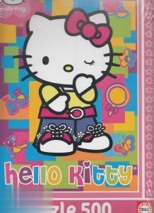 Hello kitty 500pcs