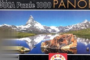 Matterhorn Alps 1000pcs 14457