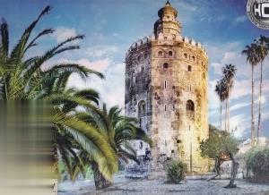 پازل Torre Del Oro 1000pcs 14838