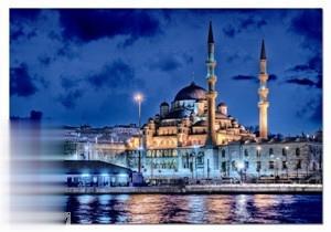 پازل Sea of Marmara Istanbul 1500pcs 18847