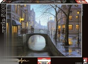 Rainy Evening 500pcs 15175