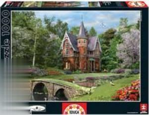 پازل Cobbled Bridge Cottage 1000pcs 15519