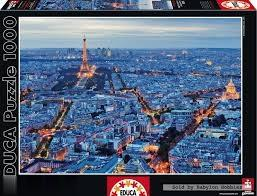 پازل Paris Lights 1000pcs 16286