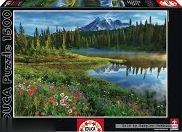 پازل Rainier Reflections Paraque Nacional 1500pcs 16309