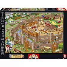 پازل Middle Ages 1000pcs 16343