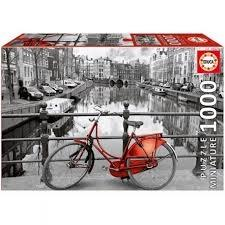 پازل Amsterdam 1000pcs 17116
