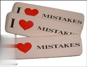 پاككن FACTIS GE16C I Love Mistakes