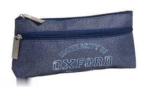 جامدادي تك زيپ تخت BUSQUETS 04450 Oxford