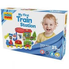 My First Train Station 0065