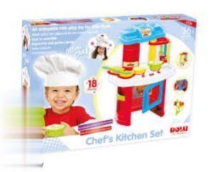 Chefs Kitchen Set 4106