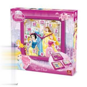 Disney Princess Clock 100pc 5097