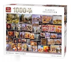 پازل Street Gallery 1000pcs 51215