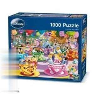 Disney Mad Teacups 1000pc 5125