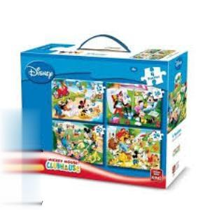 Disney 4 in 1 Mickey Mch 5138