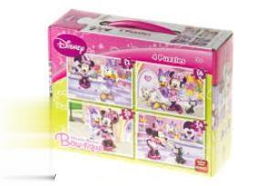 Disney 4 in 1 Minnie Bow - Tique 5161