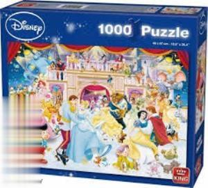 Disney Holiday On Ice 1000pc 5180
