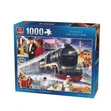 پازل Orient Express 1000pcs 05181