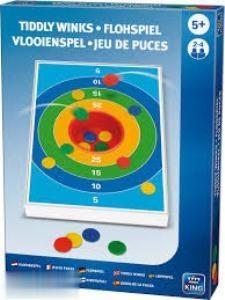 Tiddly Winks Flohspiel Vlooienspel Jeu De Puces 05434