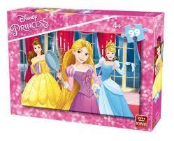 پازل Disnep Princess 99pcs 6951