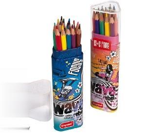 مدادرنگي 18 رنگ فلزي Bruynzeel 6530M18
