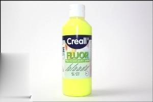 رنگ زرد Creall 02641 Fluoresent