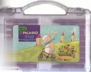 پاستل روغني 36 رنگ PICASSO PA104