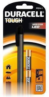 چراغ قوه قلمی DURACELL 6914 Touch Pen-1 LED
